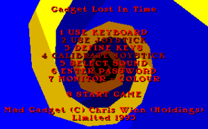 Gadget: Lost in Time abandonware
