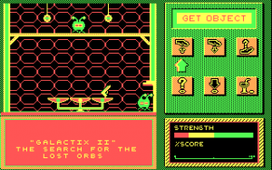 Galactix II: The Search for the Lost Orbs 0