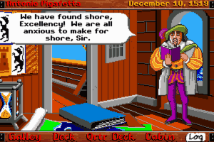 Galleons of Glory: The Secret Voyage of Magellan abandonware