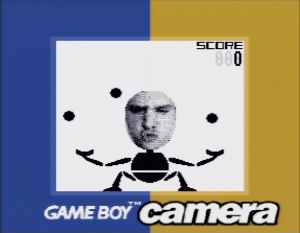Game Boy Camera (included Games) abandonware