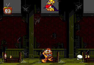 Garfield: Caught in the Act 12