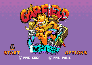 Garfield: Caught in the Act 1