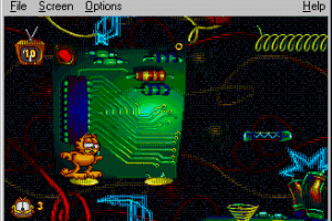 Garfield: Caught in the Act abandonware