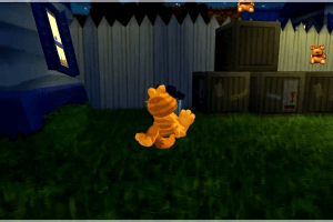 Garfield: Lasagna World Tour abandonware