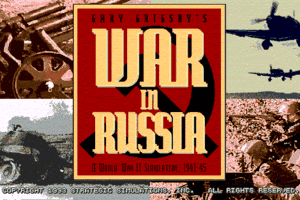 Gary Grigsby's War in Russia 0