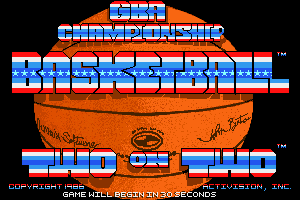 GBA Championship Basketball: Two-on-Two 0