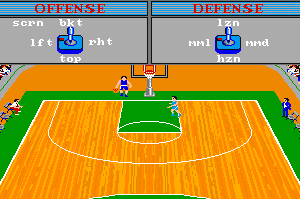 GBA Championship Basketball: Two-on-Two 5