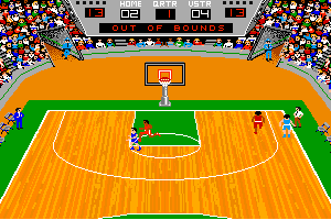 GBA Championship Basketball: Two-on-Two 7