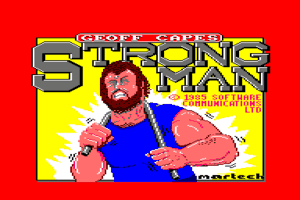 Geoff Capes Strongman 0