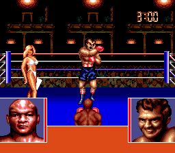 George Foreman's KO Boxing 4