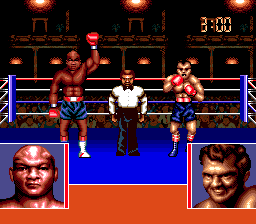 George Foreman's KO Boxing 8