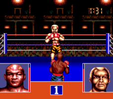 George Foreman's KO Boxing 9