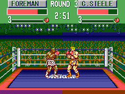 George Foreman's KO Boxing 3