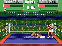 George Foreman's KO Boxing 7
