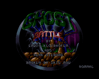 Ghost Battle 2