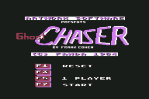 Ghost Chaser 0