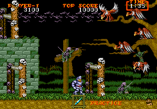 Ghouls 'N Ghosts 9