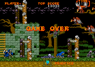 Ghouls 'N Ghosts 11