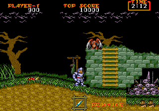 Ghouls 'N Ghosts 4