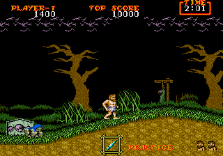 Ghouls 'N Ghosts 5