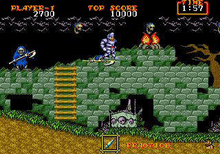 Ghouls 'N Ghosts 7