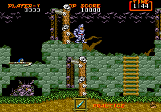 Ghouls 'N Ghosts 8