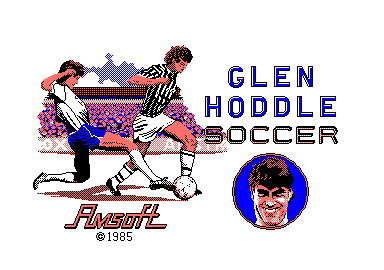 Glen Hoddle Soccer 0
