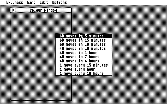 Gnu chess download.
