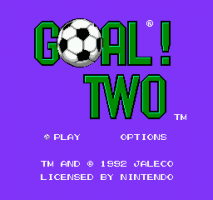 Goal! Two 1