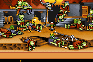 Gobliins 2: The Prince Buffoon abandonware