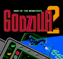 Godzilla 2: War of the Monsters 1