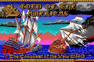 Gold of the Americas: The Conquest of the New World 0