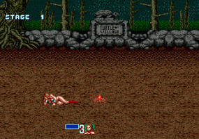 Golden Axe abandonware