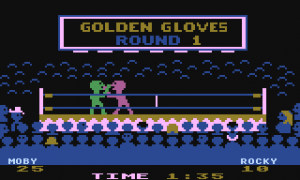 Golden Gloves abandonware
