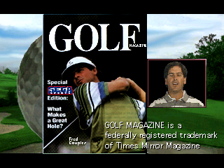 Golf Magazine presents 36 Great Holes starring Fred Couples 2