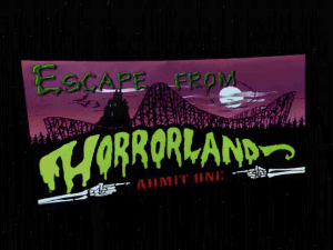 Goosebumps: Escape from Horrorland 1