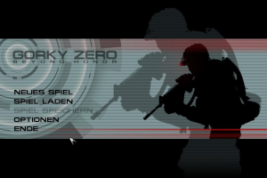 Gorky Zero: Beyond Honor 0
