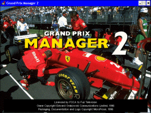 Grand Prix Manager 2 0