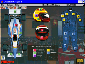 Grand Prix Manager 2 9