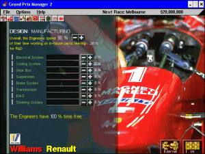Grand Prix Manager 2 17