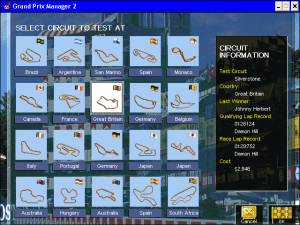 Grand Prix Manager 2 20