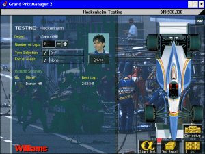Grand Prix Manager 2 21