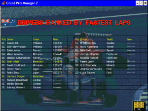 Grand Prix Manager 2 35