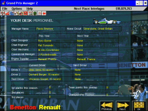 Grand Prix Manager 2 48