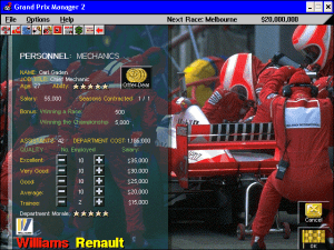 Grand Prix Manager 2 4