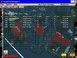 Grand Prix Manager 2 49
