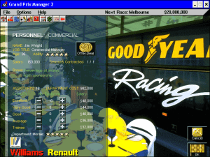 Grand Prix Manager 2 5