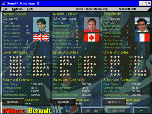 Grand Prix Manager 2 6