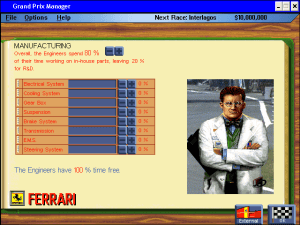 Grand Prix Manager 20