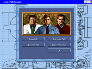 Grand Prix Manager 21